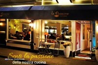 Authentisches italienisches Restaurant La Passione Den Haag Holland