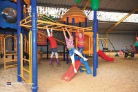 Ferienpark mit Indoor Spielplatz in Holland