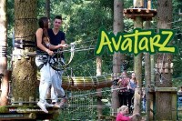 AvaTarZ Kletterwald in Holland