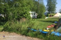 Camping mit Gruppen in Giethoorn Holland